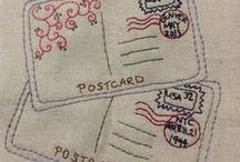 Needlework: Mail