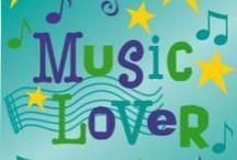 Music=Love / by Jennifer Smith