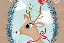 Kerst, Christmas / Kerst inspiratie, Inspiration for Christmas