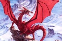 Dragon ● Red