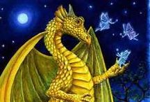 Dragon ● Yellow