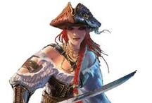 Female ● Pirate