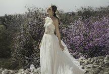 Marina Valery Pure Rose / bridal and evening dress
