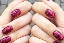 Nails / Simple and feminine nail designs
