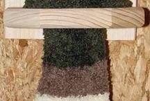 Woonaccessoires / leuke dingen van hout voor woning, keuken en badkamer