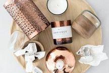 Copper x Rose Gold