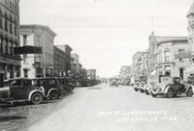 Throwback Thursday / A collection of historical photographs local to Greenville, Michigan and Montcalm County.