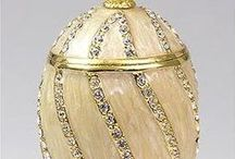Imperial Romance / Inspired by Imperial Russia and the iconic Faberge egg