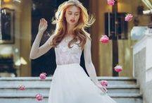 Marina Valery Fairy Taile   מרינה ולרי שמלות כלה עדינות / #rosesdream weddig dress