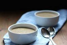 Suppen | soups / Feine Rezepte für Suppen und Eintöpfe