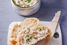 Brotaufstrich | spread / Die leckersten Rezepte für alles, was man auf ein Brot schmieren kann.