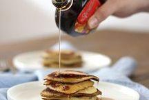 Frühstück | breakfast / Leckere Rezept für einen guten Start in den Tag: Brötchen, Waffeln, Pancakes, Pfannkuchen, Marmeladen und vieles mehr