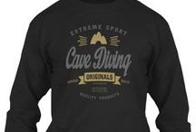 LONG SLEEVE TEES / Long sleeve tees for extreme sports lovers! Gift for your friends and family.