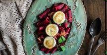 Vegetarische Rezepte | vegetarian recipes / Tolle Rezepte ohne Fleisch oder Fisch - dafür viel leckeres Gemüse, Käse und vieles mehr.
