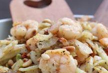 Nudeln | pasta recipes / Feine Rezept mit Spaghetti, Rigatoni, Penne, Gnocchi und Co