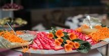 South Sound Wedding Workshop / Wedding decor ideas and wedding reception food images. www.WeddingandEventMagazine.com