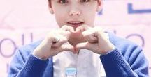 Hansol Vernon Choi ♡ / My ultimate bias wrecker... He's just so handsome ♡