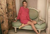 BEAUTIFUL DRESSES.Red Magazine December 2017 by Thanassis Krikis. / https://www.instagram.com/redmagazine/
