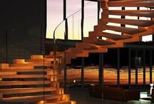 Luxusní schodiště / V oddělení luxusní schodiště na www.palazzio.cz Vám představujeme luxusní schodiště do výjimečných interiérů. Jde o samonosná celoskleněná schodiště, reprezentativní dřevěná schodiště. Moderní schodiště v kombinacích materiálů jako je sklo, Corian, beton, kov, přírodní či umělý kámen. Tato luxusní schodiště jsou vhodná jak pro privátní sféru, tak do komerčních prostor. Jde o schodiště neobvyklého designu s puncem originality v prvotřídním zpracování a výjimečné kvality.