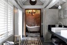 Badeværelset  / Alt det lækre til badeværelset.