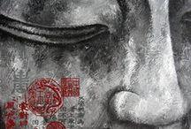 """La vie en ZEN / Ma face cachée, mes silences, mon côté """"bouddhiste"""". Des photos et images qui m'apaisent et me rendent bien."""