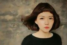 摩喜時尚 moshistyle.com / 髮型 穿搭 美甲 來自台灣 Hair style,fashion snap,nail style from Taiwan
