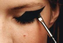 Makeup ;) / by Montse L.R
