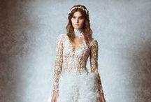 Vestidos de noiva e idéias para casamento