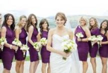 bridesmaid dresses / ideas para vestidos de damas de honor