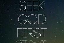 BIBLE VERSES / Faith In God