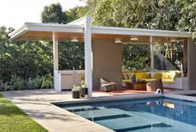 outside / outdoor living