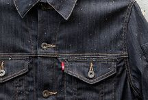 LEVIS, G-STAR RAW AND DIESEL JACKETS AND JEANS