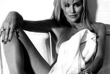 SHARON STONE / by Emmanuel Francisco Bustamante Dichoso Jr.