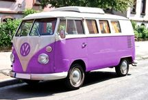 VW van / Van  / by Sera Sprague