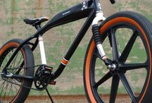 MODERN DESIGNED BICYCLES