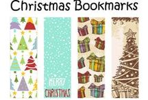 Printable Bookmarks at BookmarkBee.com / Free printable bookmark templates featuring animals, holiday themes, and more. Each bookmark theme features 4 designs related to that theme.