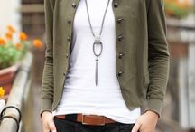 ARMY, COMOUFLAGE JACKET AND JEANS