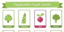 Flash Cards at FlashCardFox.com / Free printable flash cards for learning math, reading, and more.