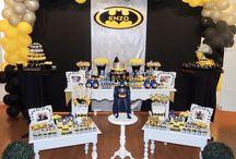Batman - festas infantis