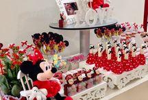 Minnie - Festas infantis