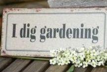 ❦✿❦ Trädgårdscitat / Garden quotes ❦✿❦ / Samlade citat och skyltar för alla oss som älskar trädgård! Trädgård är naturlig terapi, den ger oss ro och vi vet att det blir vår igen hur svår vintern än har varit! ❀❀❀