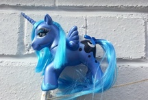 My Custom My Little Ponies / Custom Ponies made my me!  (all for sale unless otherwise stated)