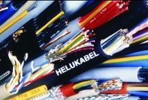 Cables industriales / Cables industriales de primera calidad, marcas de referencia: Helukabel, Intercond.