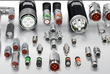Conectores Industriales / Conectores industriaales circulares de la marca alemana Intercontec.