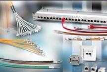 Cableado Estructurado / Sistemas de Cableado Estructurado basados en cobre y fibra óptica para la comunicación en todo tipo de edificios: Escuelas, Hospitales, Hoteles, Recintos deportivos, Auditorios, Edificios de oficinas, etc.