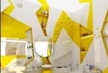 Żółty/Beżowy