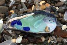 Sea Glass Finds ~ Sea Glass Visions