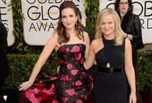 2014 Golden Globes Fashions / by Radar Online