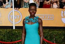 SAG Awards Best Dressed / These celebs brought their A-game to the Screen Actors Guild Awards red carpet.  / by Radar Online