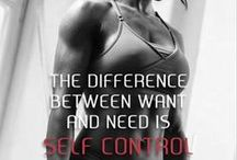 Træning / Inspiration til træning og sund livsstil.